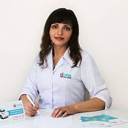 врач Сидоренко Алина Николаевна: описание, отзывы, услуги, рейтинг, записаться онлайн на сайте h24.ua