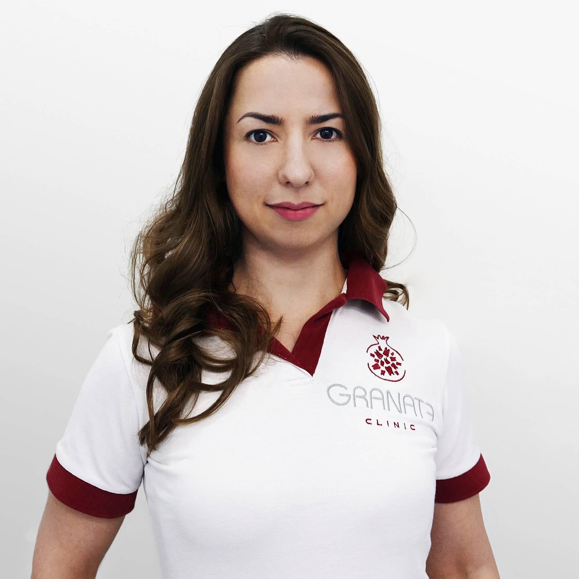 лікар Потапова Поліна Олександрівна: опис, відгуки, послуги, рейтинг, записатися онлайн на сайті h24.ua