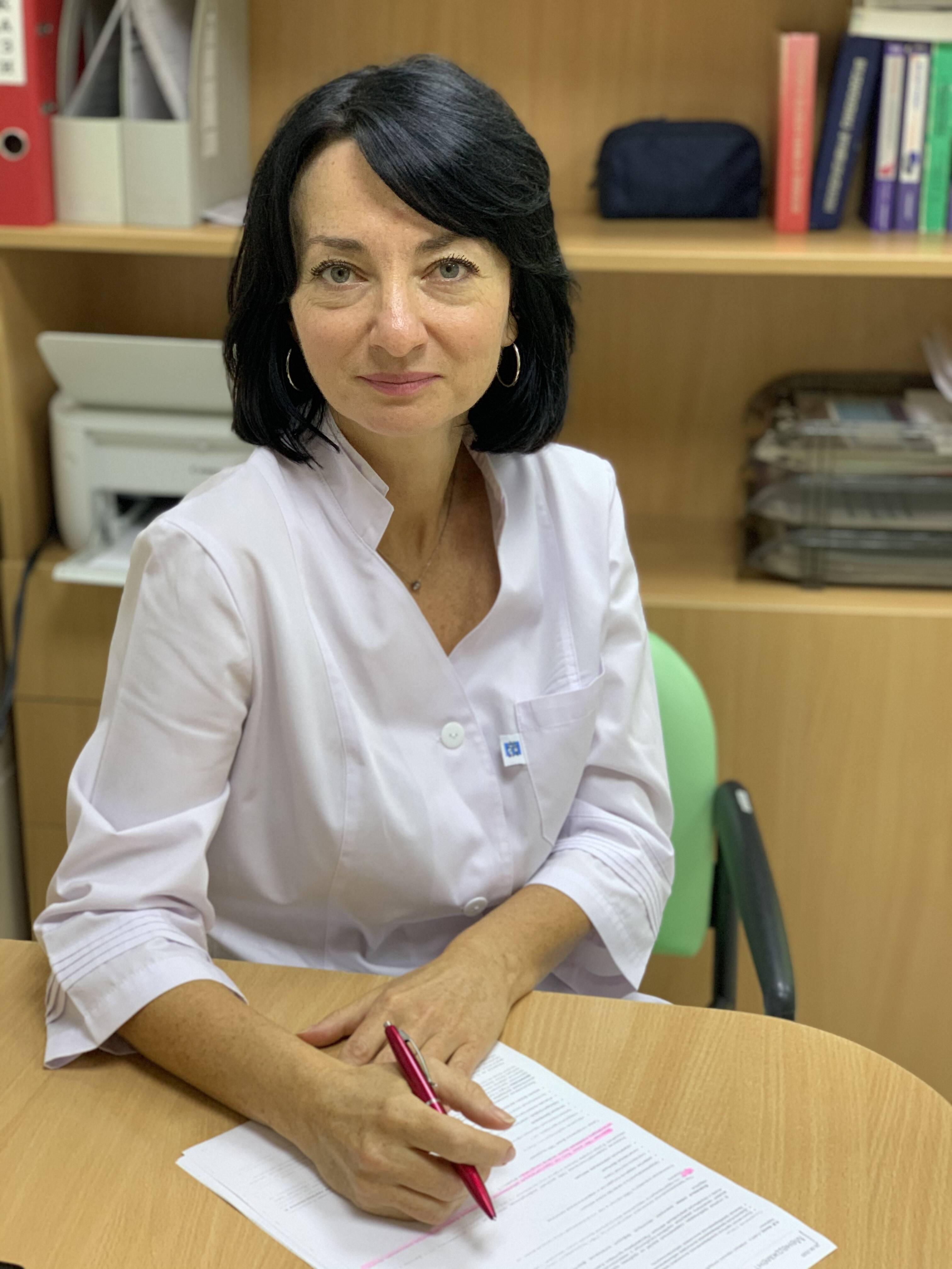 лікар Бондаренко Олена Григорівна: опис, відгуки, послуги, рейтинг, записатися онлайн на сайті h24.ua