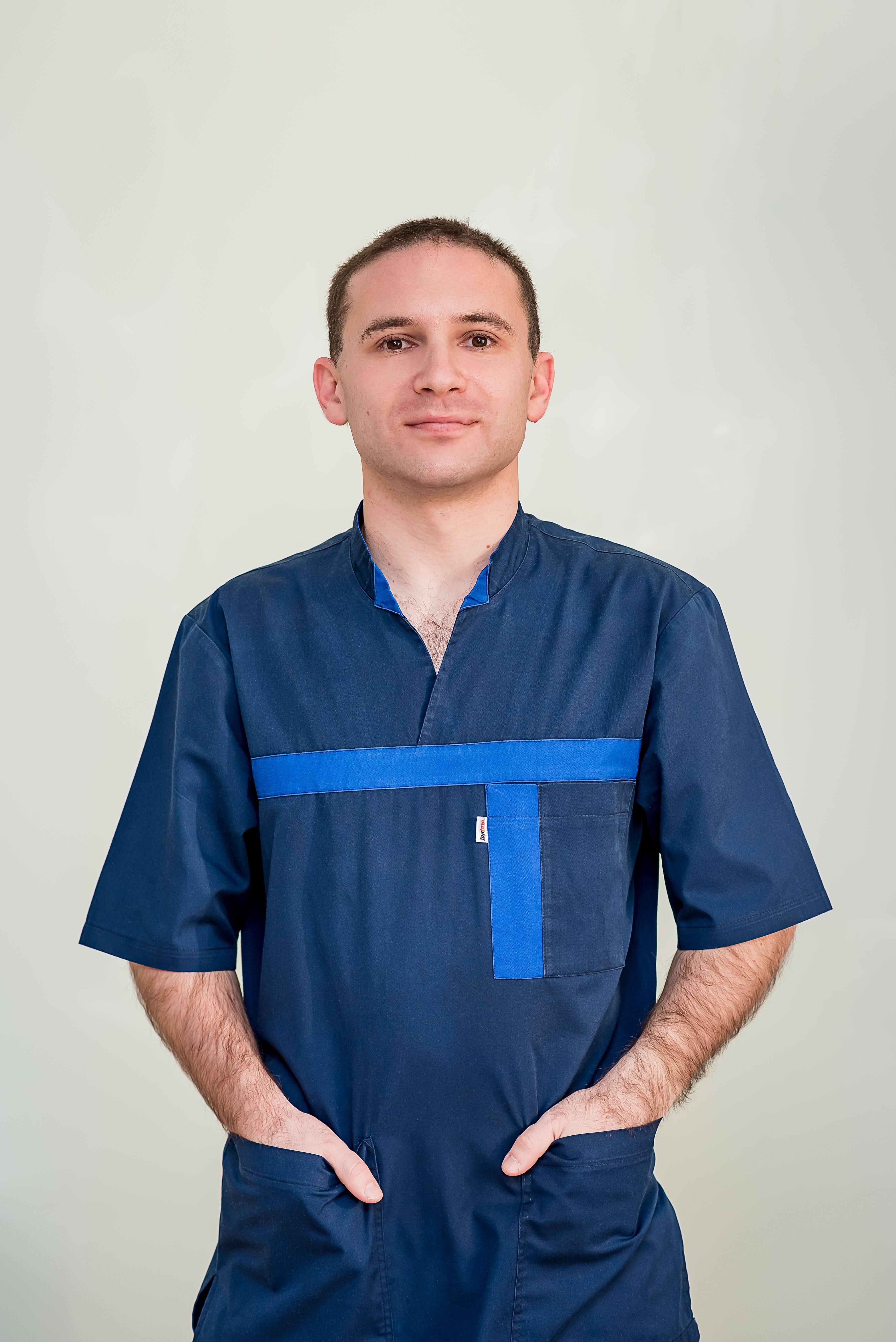 врач Бесфамильный Дмитрий Маркович: описание, отзывы, услуги, рейтинг, записаться онлайн на сайте h24.ua