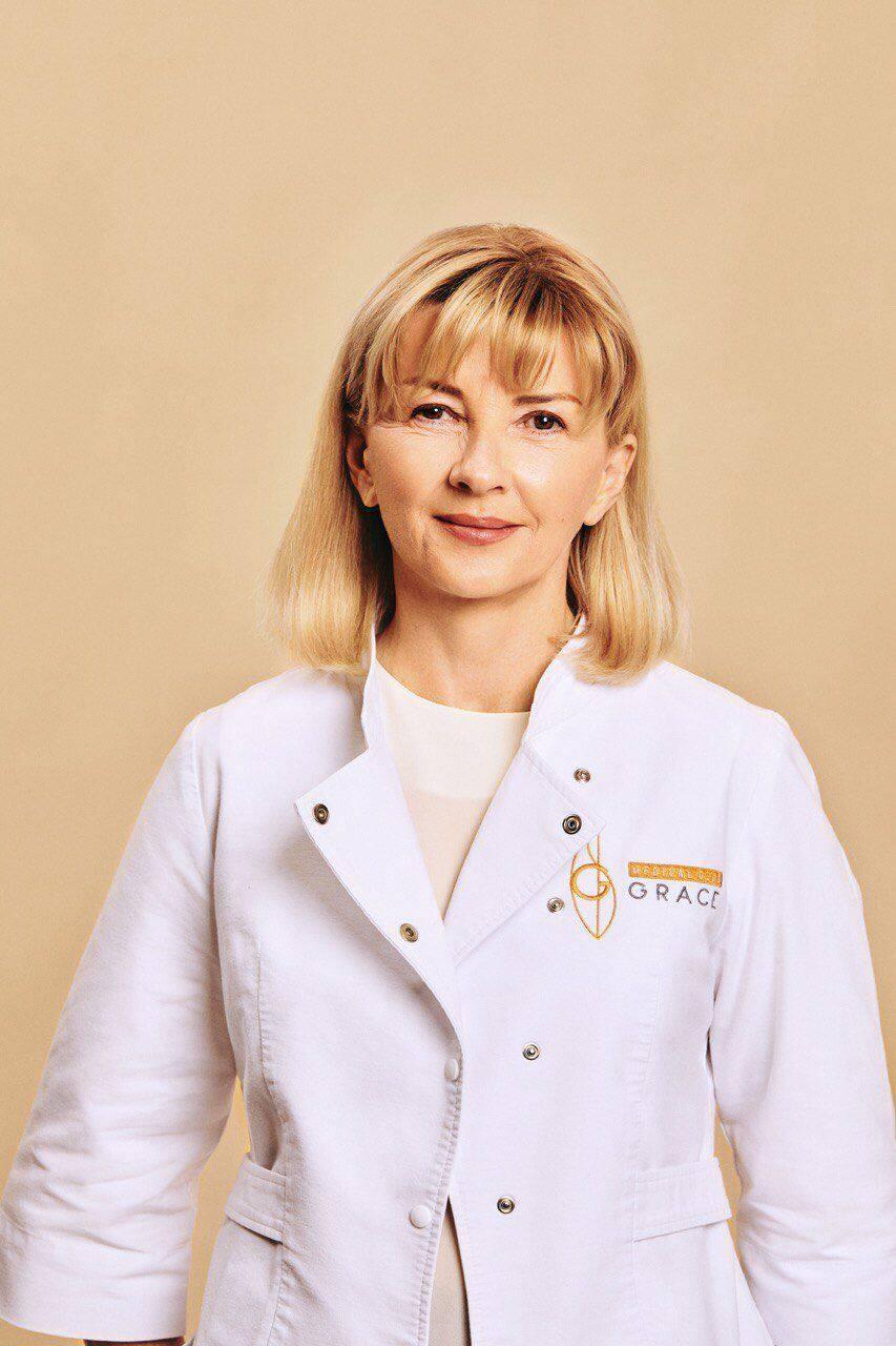 врач Ильина  Галина  Леонидовна: описание, отзывы, услуги, рейтинг, записаться онлайн на сайте h24.ua