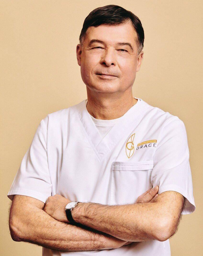 врач Дронюк Любомир Романович: описание, отзывы, услуги, рейтинг, записаться онлайн на сайте h24.ua