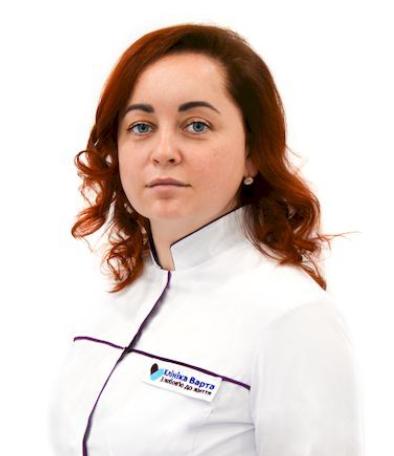 врач Вакар Екатерина Викторовна: описание, отзывы, услуги, рейтинг, записаться онлайн на сайте h24.ua