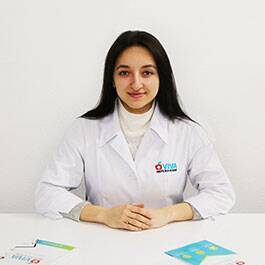 лікар Сібекіна Юлія Олександрівна: опис, відгуки, послуги, рейтинг, записатися онлайн на сайті h24.ua