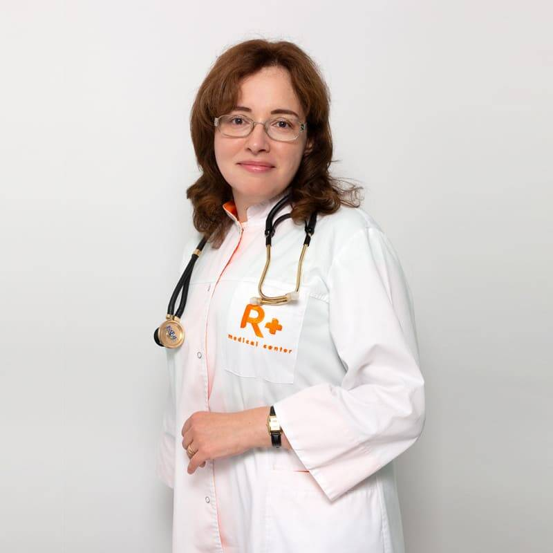 лікар Голуб Алла Петрівна: опис, відгуки, послуги, рейтинг, записатися онлайн на сайті h24.ua