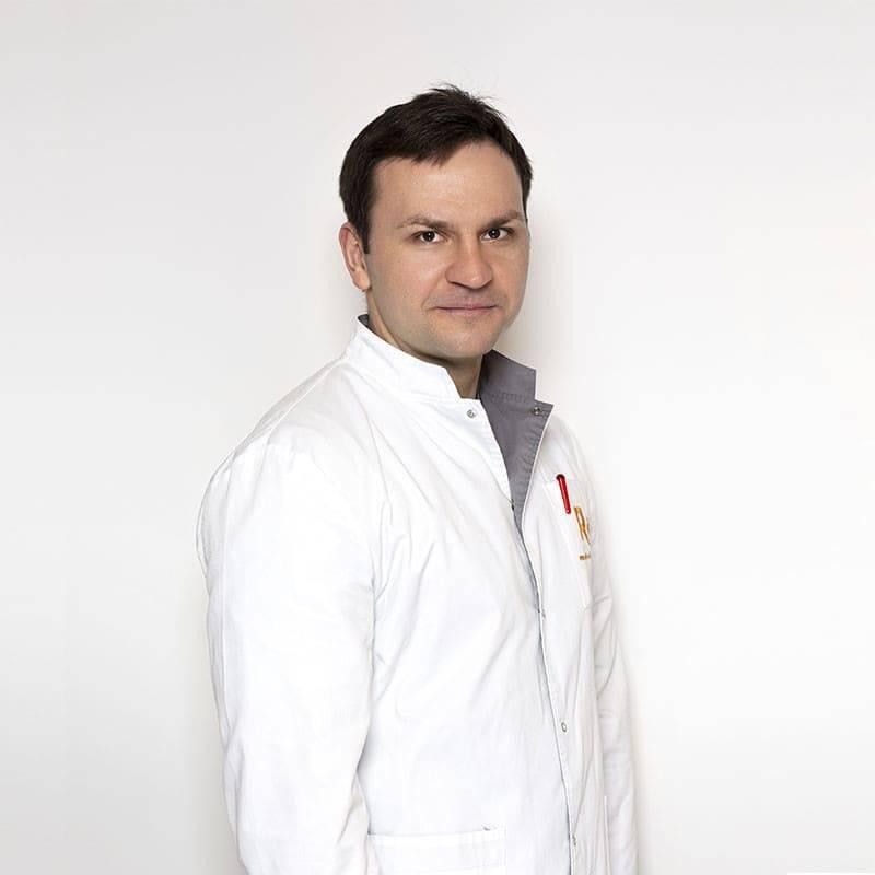 лікар Парубець Максим Миколайович: опис, відгуки, послуги, рейтинг, записатися онлайн на сайті h24.ua