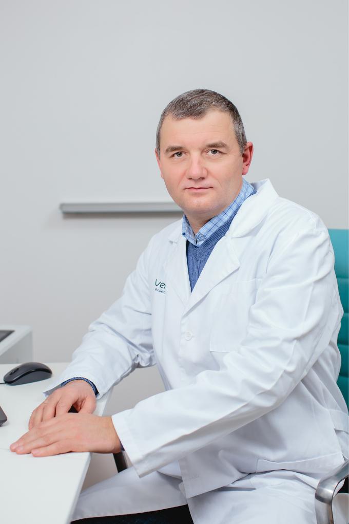 лікар Рокун Володимир Вікторович: опис, відгуки, послуги, рейтинг, записатися онлайн на сайті h24.ua