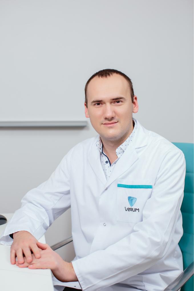 лікар Тинкалюк Віталій Володимирович: опис, відгуки, послуги, рейтинг, записатися онлайн на сайті h24.ua