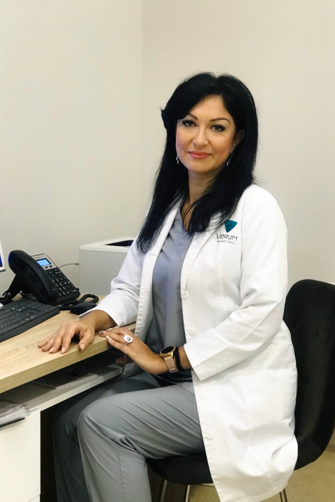 лікар Ковалеренко Лілія Сергіївна: опис, відгуки, послуги, рейтинг, записатися онлайн на сайті h24.ua
