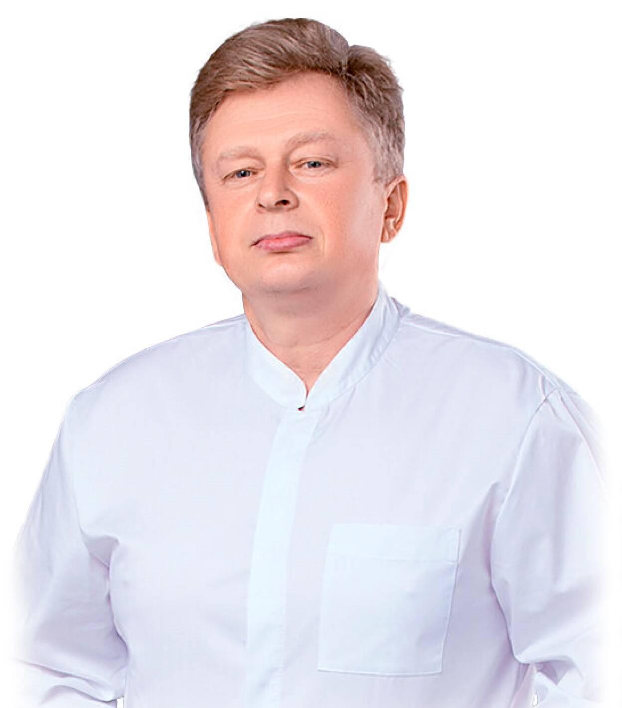 лікар Остапенко Анатолій Васильович: опис, відгуки, послуги, рейтинг, записатися онлайн на сайті h24.ua