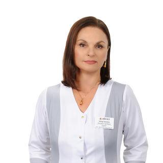 врач Аверьянова  Оксана  Сергеевна: описание, отзывы, услуги, рейтинг, записаться онлайн на сайте h24.ua