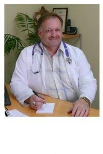 The doctors avatar