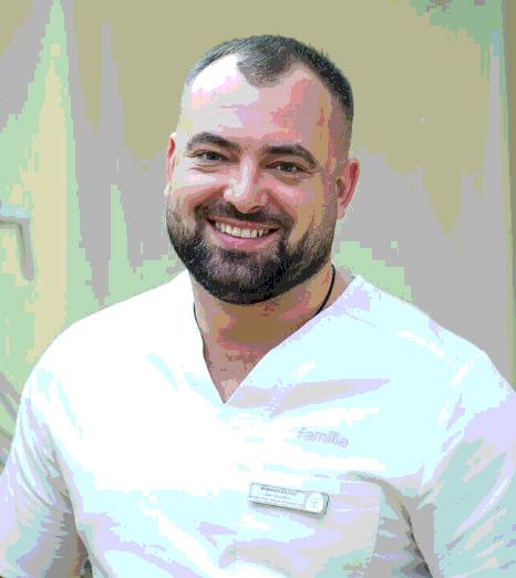 лікар Борисюк Сергій Валерійович: опис, відгуки, послуги, рейтинг, записатися онлайн на сайті h24.ua
