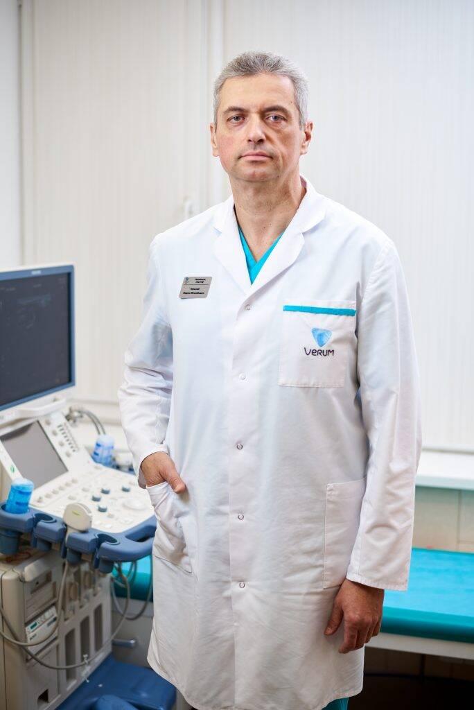 лікар Тельний Вадим Віталійович: опис, відгуки, послуги, рейтинг, записатися онлайн на сайті h24.ua