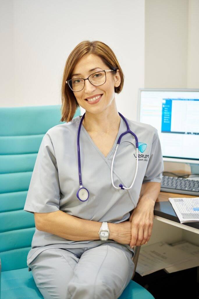лікар Комісаренко Ганна Володимирівна: опис, відгуки, послуги, рейтинг, записатися онлайн на сайті h24.ua