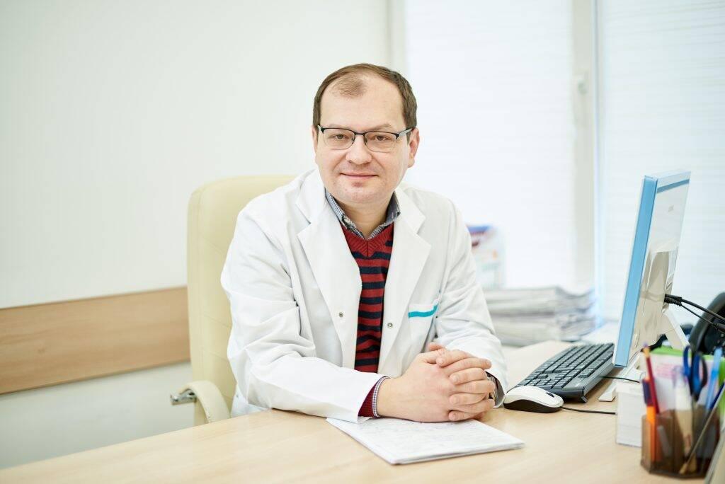 лікар Лучицький Віталій Євгенович: опис, відгуки, послуги, рейтинг, записатися онлайн на сайті h24.ua