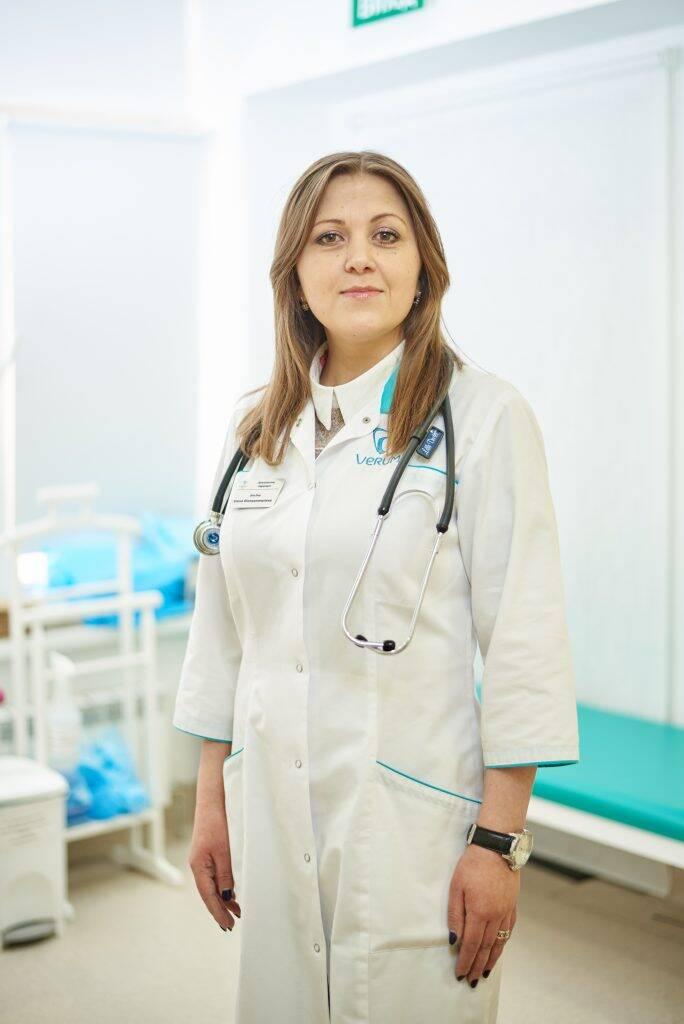 лікар Ільїна Ірина Володимирівна: опис, відгуки, послуги, рейтинг, записатися онлайн на сайті h24.ua