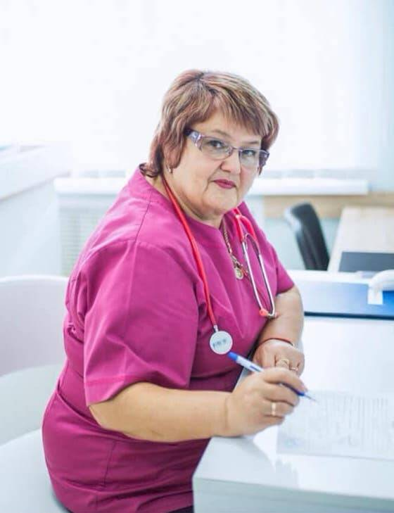 врач Банас Валентина Васильевна: описание, отзывы, услуги, рейтинг, записаться онлайн на сайте h24.ua