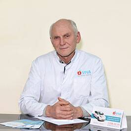 лікар Казанюк Володимир Олександрович: опис, відгуки, послуги, рейтинг, записатися онлайн на сайті h24.ua