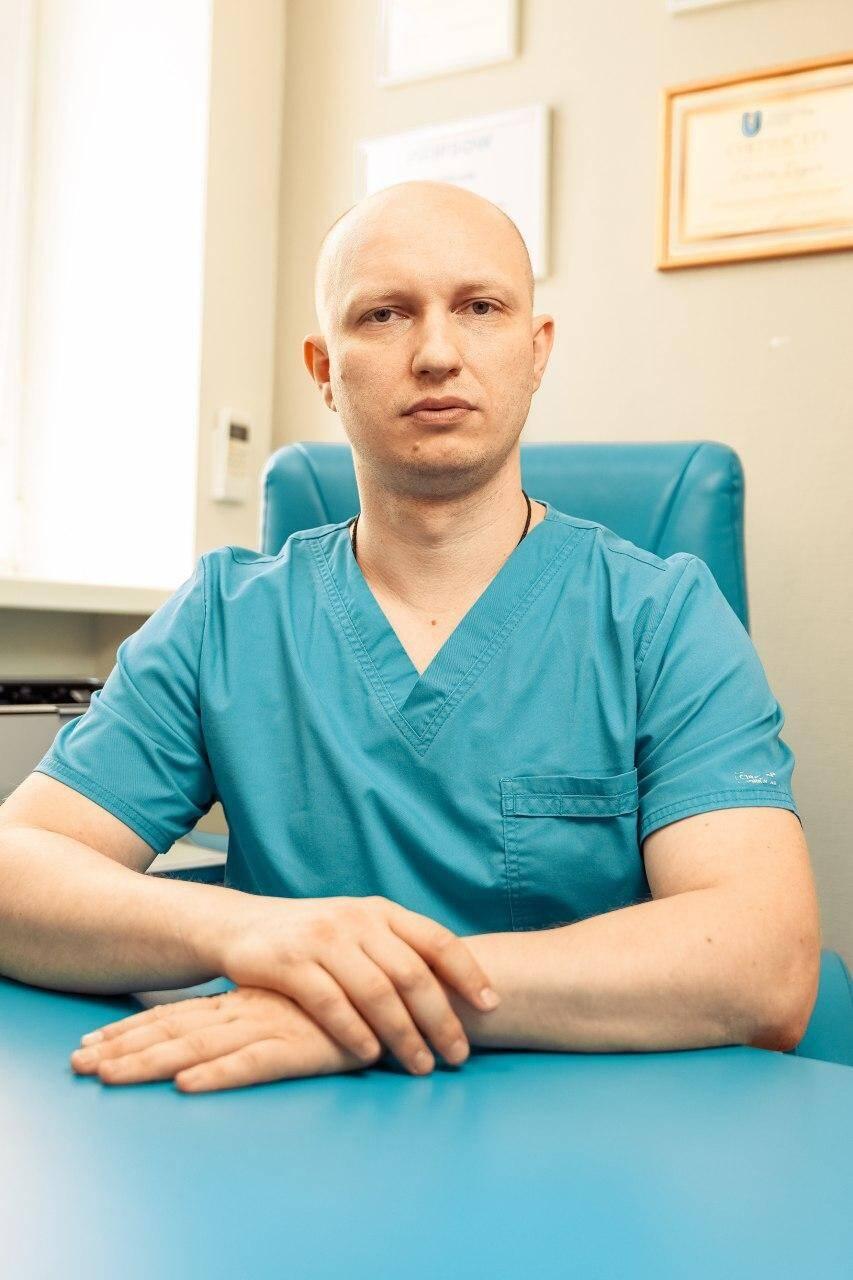 врач Ерошкин Алексей Андреевич: описание, отзывы, услуги, рейтинг, записаться онлайн на сайте h24.ua