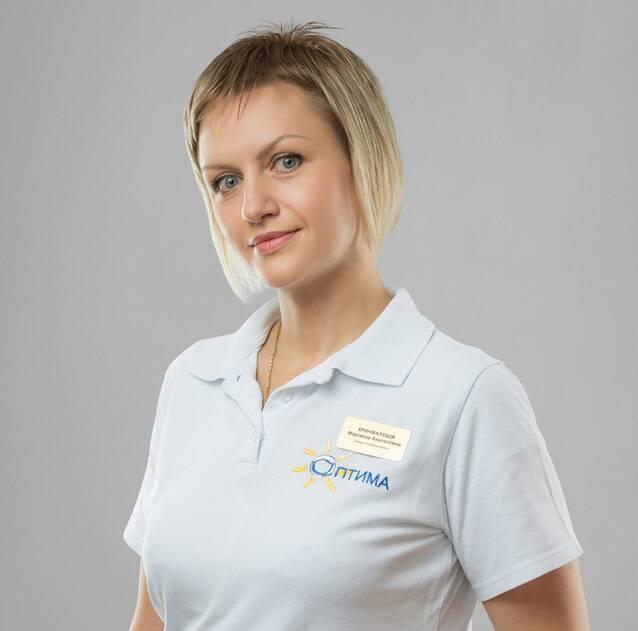 лікар Крічфалуший Маріанна Анатоліївна: опис, відгуки, послуги, рейтинг, записатися онлайн на сайті h24.ua